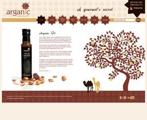 Arganic Oil