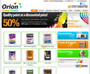 Orion Colour Center